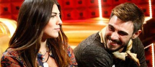 Francesco Monte e Giulia Salemi: ennesimo litigio al GF Vip.