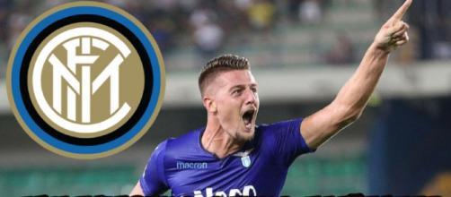 Milinkovic-Savic primo obiettivo dell'Inter