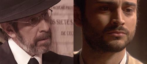 Spoiler, Il Segreto: la morte di Perez De Ayala, Saul si fa arrestare per salvare Julieta