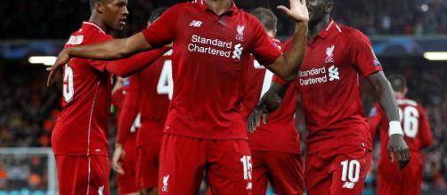 Liverpool have won their last four European matches, always scoring a minimum of three goals. image- standard.co.uk