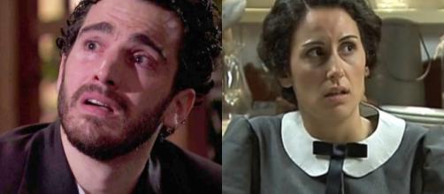 Trame, Una Vita: Diego è colpevole di matricidio, Antonito offende Lolita