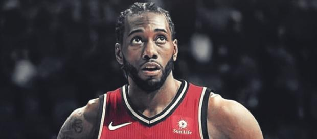 For months, stories surrounding Kawhi's camp and the Spurs organisation have been the headlines of sports news. image - clutchpoints.com