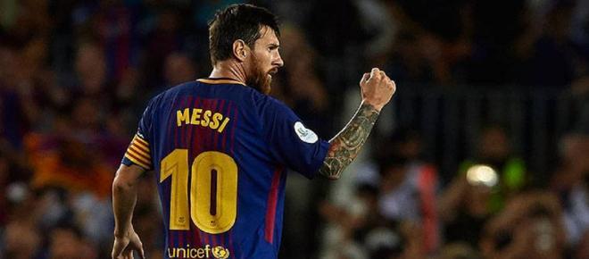 Leo Messi: Mi gran reto es seguir creciendo y no quedarme con lo que ya gané