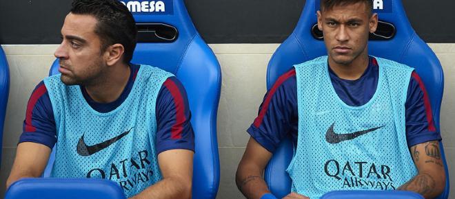 Madurez y trabajo, las recomendaciones de Xavi a Neymar