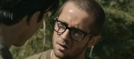 Nicky got into a fight with his brother Jack. Photo: screencap via NBC/ YouTube