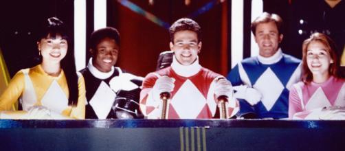 Depois de 25 anos da estreia, veja como está o elenco de Power Rangers