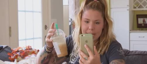 Fans angry after Kailyn Lowry retweets clickbait title about expecting baby girl. Image credit - MTV | YouTube