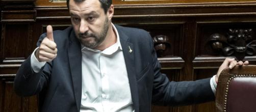 Matteo Salvini, decreto sicurezza diventa legge