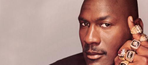 Michael Jordan foi um dos grandes atletas do mundo.