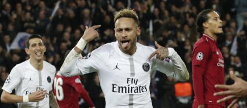 Neymar fue el jugador estrella del partido. - standard.co.uk