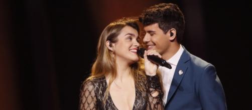 Participación de la pareja en Eurovisión - eurovision-spain.com