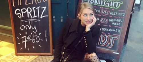 Stassi Schroeder poses during a trip to Europe. - [Instagram / Stassi Schroeder]