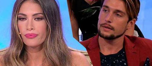 Uomini e donne, Mara Fasone si scaglia contro Andrea dal Corso. 'E' falso'