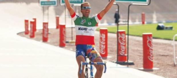 Andrea Tafi, la vittoria alla Roubaix '99