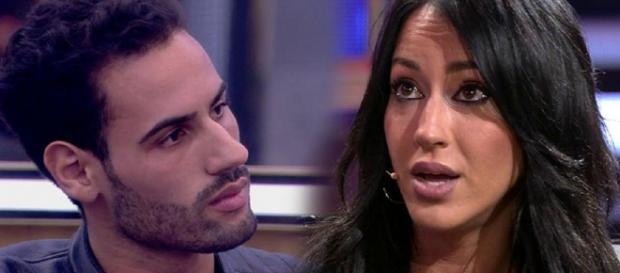 Asraf Beno y Aurah Ruiz. / telecinco.es