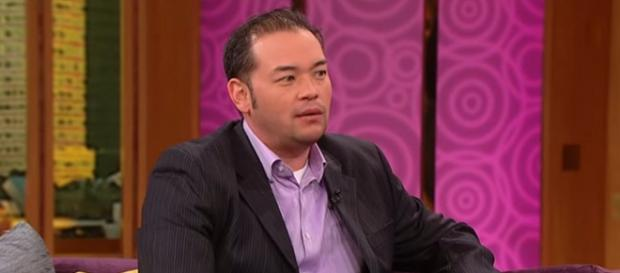 Former couple, TLC reality stars Jon and Kate Gosselin going to court over custody of son. [Image Source: Wendy Williams - YouTube]