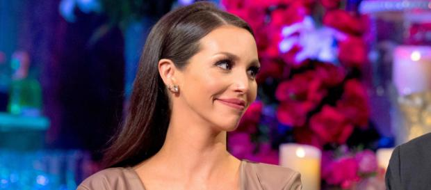 Scheana Marie is seen at the 'Vanderpump Rules' Season 4 reunion. - [Photo via Bravo]