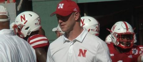Nebraska coach Scott Frost is in the midst of a busy offseason before National Signing Day. - [Husker Online Video / YouTube screencap]