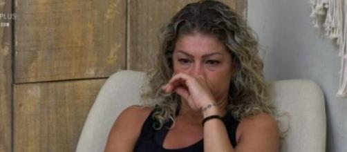 Catia Paganote curtiu a quinta-feira, acreditando que a noite saberia o resultado da votação