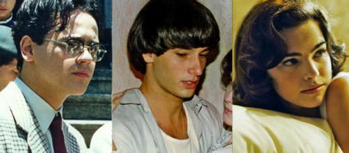 Danton Mello, Rodrigo Santoro e Ana Paula Arósio