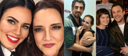 Essas celebridades namoram há bastante tempo mas muita gente ainda não sabe.