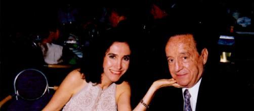 Florinda Meza e Roberto Bolaños ficaram juntos por 37 anos