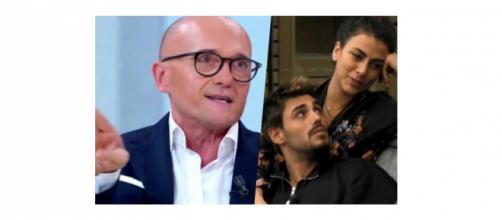GF Vip, Alfonso Signorini stronca le coppie di quest'anno: 'Tutto farlocco, non c'è amore'.