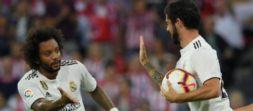 Real Madrid : La presse italienne envoie Isco et Marcelo à la Juventus Turin
