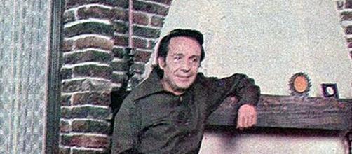 Roberto Bolaños, em 1978 - Instagram