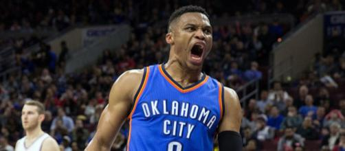 Russell Westbrook Top 10 list from historic triple-double season - thunderousintentions.com