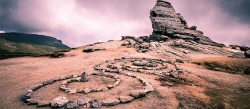 The Sphinx, Busteni, Romania has conspiracy theories around it. [Image Giuseppe Milo/Flickr]