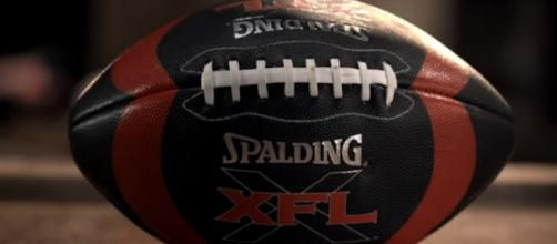 The XFL is set for a return in 2020 with eight new teams in the league. - [ESPN / YouTube screencap]