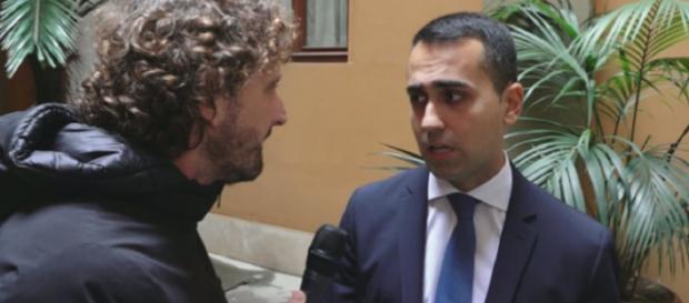 Filippo Roma intervista Di Maio