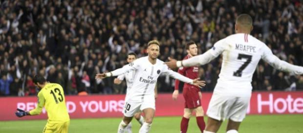 Ligue des Champions : Neymar décisif lors du PSG-Liverpool (2-1)