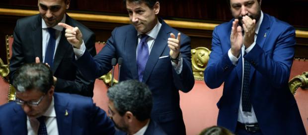 Pensioni e Quota 100, Conte si troverà faccia a faccia con Juncker al G20: vertice con Di Maio e Salvini - fanpage.it