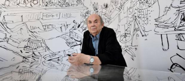 Quentin Blake vuelve a dibujar a Matilda, treinta años más tarde