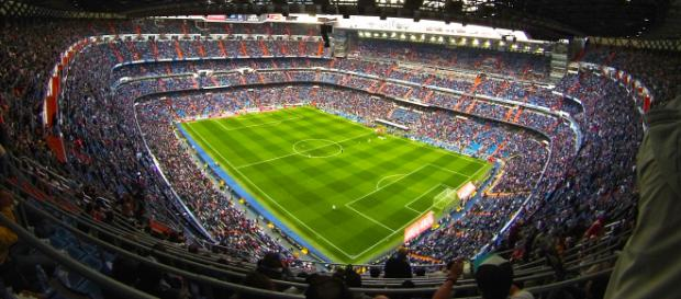 Santiago Bernabéu: Home of Los Blancos & a New Love | Adaptación ... - wordpress.com