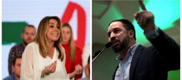 Susana Díaz y Abascal en imagen de archivo