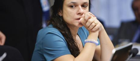 Deputada eleita Janaína Paschoal defende nomeação de Sérgio Moro para Justiça