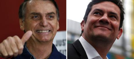 Presidente eleito Jair Bolsonaro afirmou que 'carta branca' não será exclusividade de Sérgio Moro em ministério