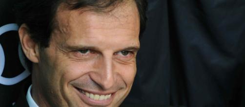 Allenatore Juventus Massimiliano Allegri