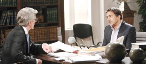 Anticipazioni Beautiful: Bill indaga sul giudice Craig McMullen