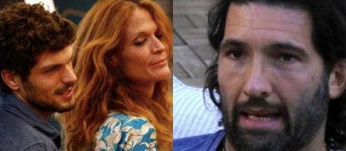 GF Vip: Alessandro non crede al flirt di Elia e Jane, Walter adirato con gli inquilini