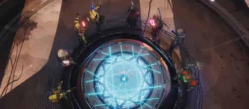It's no longer in Destiny 2's Comp Playlist. [Image source: destinygame/YouTube]
