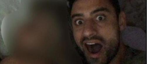 Jogador Daniel Corrêa foi assassinado. (foto reprodução).
