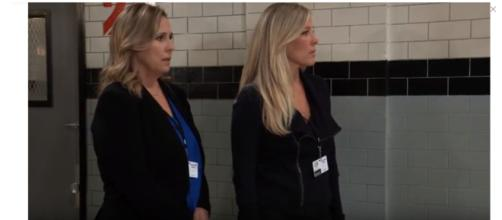 Laura and Carly may find out that Kevin has been switched with Ryan. [Image Source: JSMS -YouTube]
