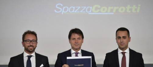 Marco Travaglio appoggia il ddl Anticorruzione voluto dal M5S