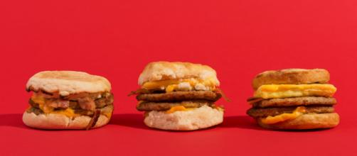 McDonald's adds new Triple Breakfast Stacks [Image Credit] CNBC - YouTube