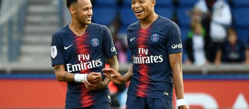 Neymar & Mbappe are made to play together' – Barcelona star Umtiti ... - sportingnews.com
