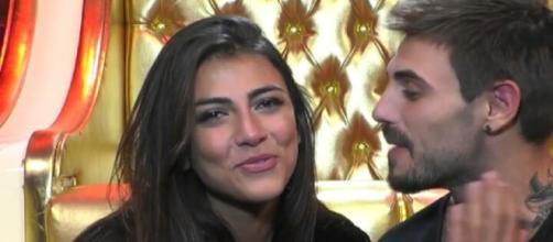 Pace fatta tra Francesco Monte e Giulia Salemi